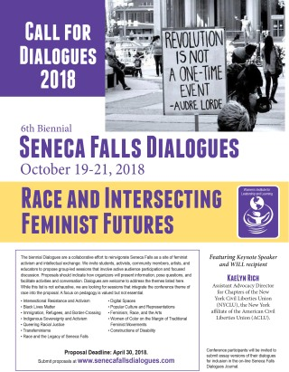 Call for Dialogues 2018